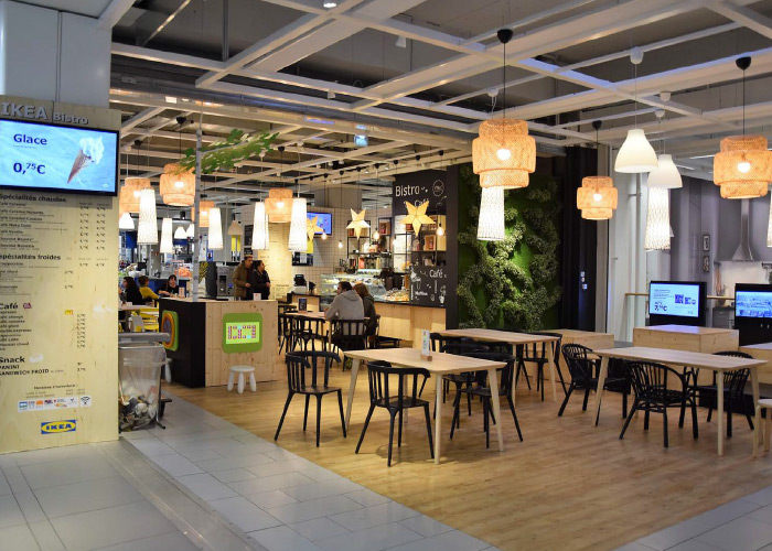 boutique bistro ikea