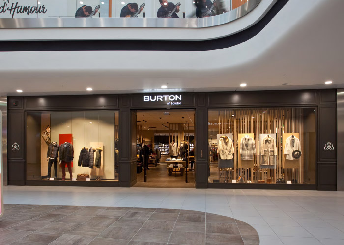 Boutique Burton
