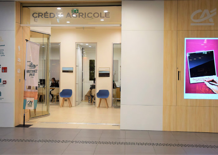 boutique credit agricole