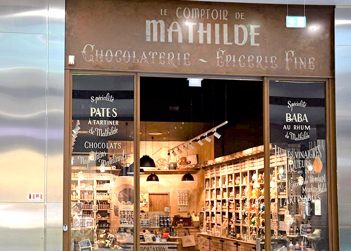 boutique le comptoir de mathilde