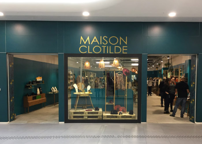 boutique maison clotilde