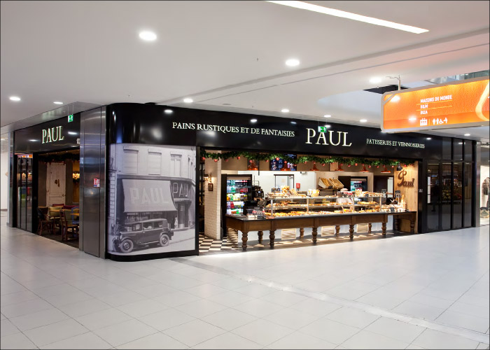 boutique paul