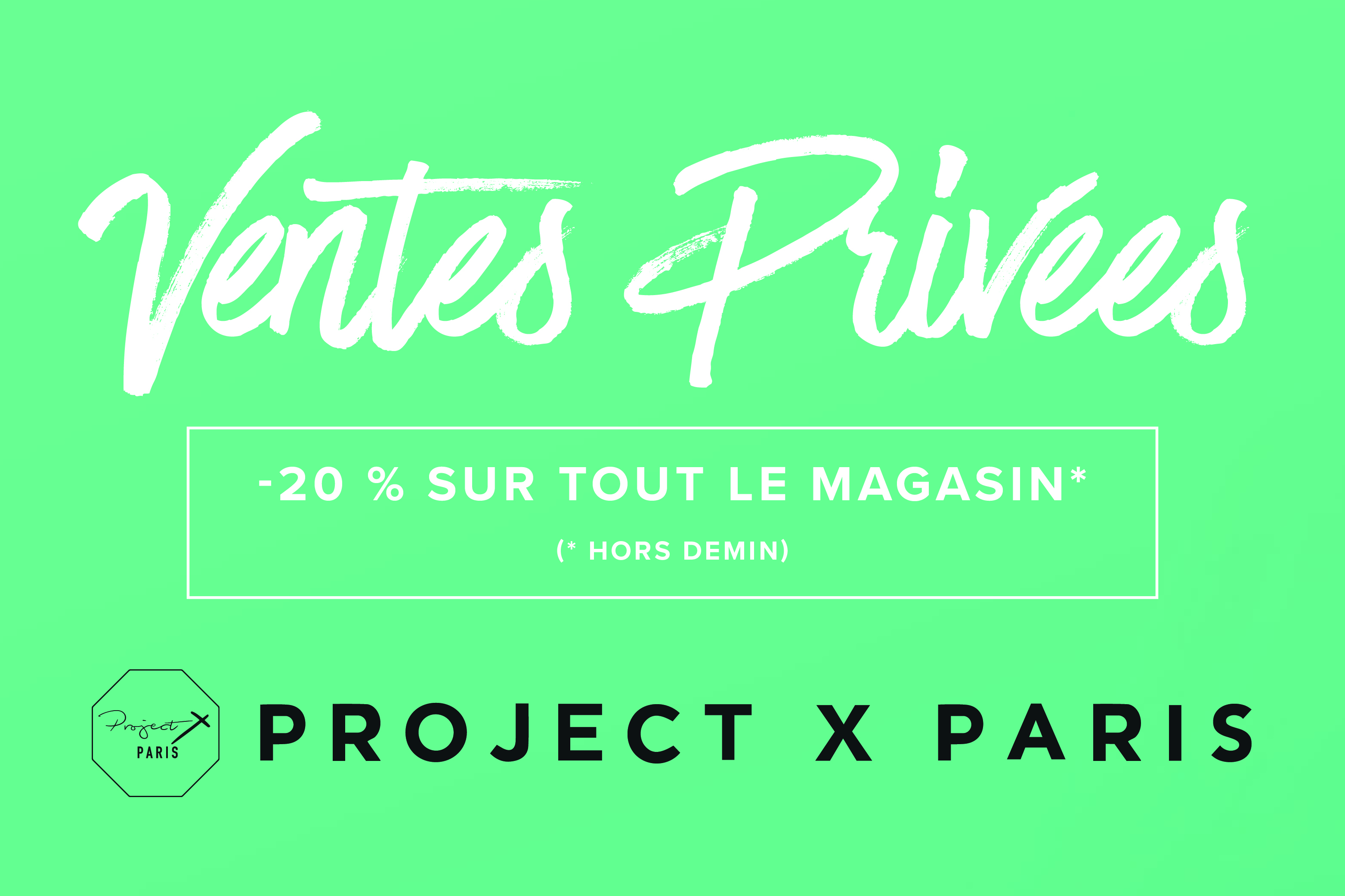 VP PROJECT X PARIS